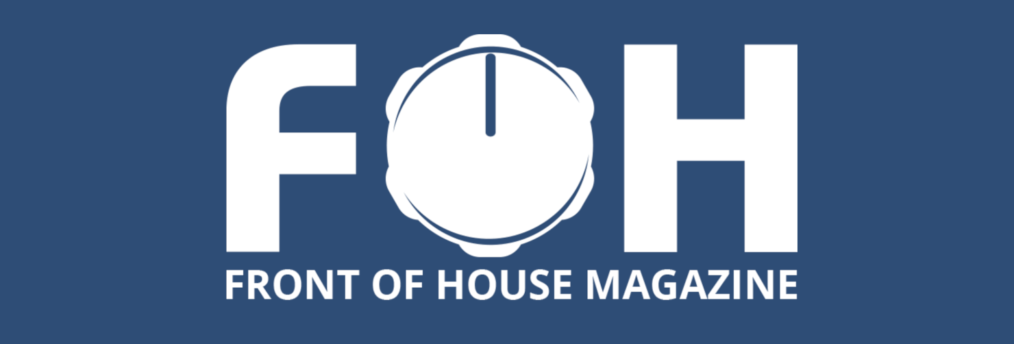 Front of House Magazine logo