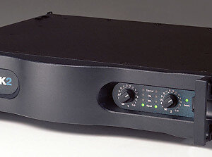 Crown K2AMP Amplifier