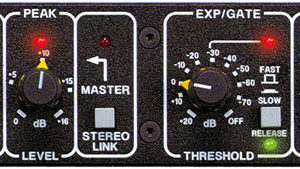 Drawmer Electronics DL241 Dual Auto Compressor